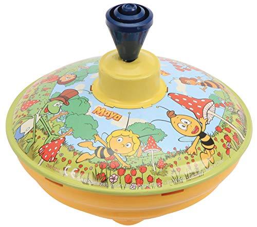 SIMM Spielwaren Bolz 52550 – Brumm toupie Maya l'abeille 13 cm
