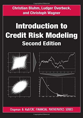 Introduction to Credit Risk Modeling, 2nd Edition Front Cover