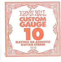 Ernie Ball Slinky 1010 Corda di chitarra acustica o elettrica