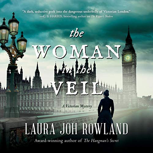 The Woman in the Veil audiobook cover art