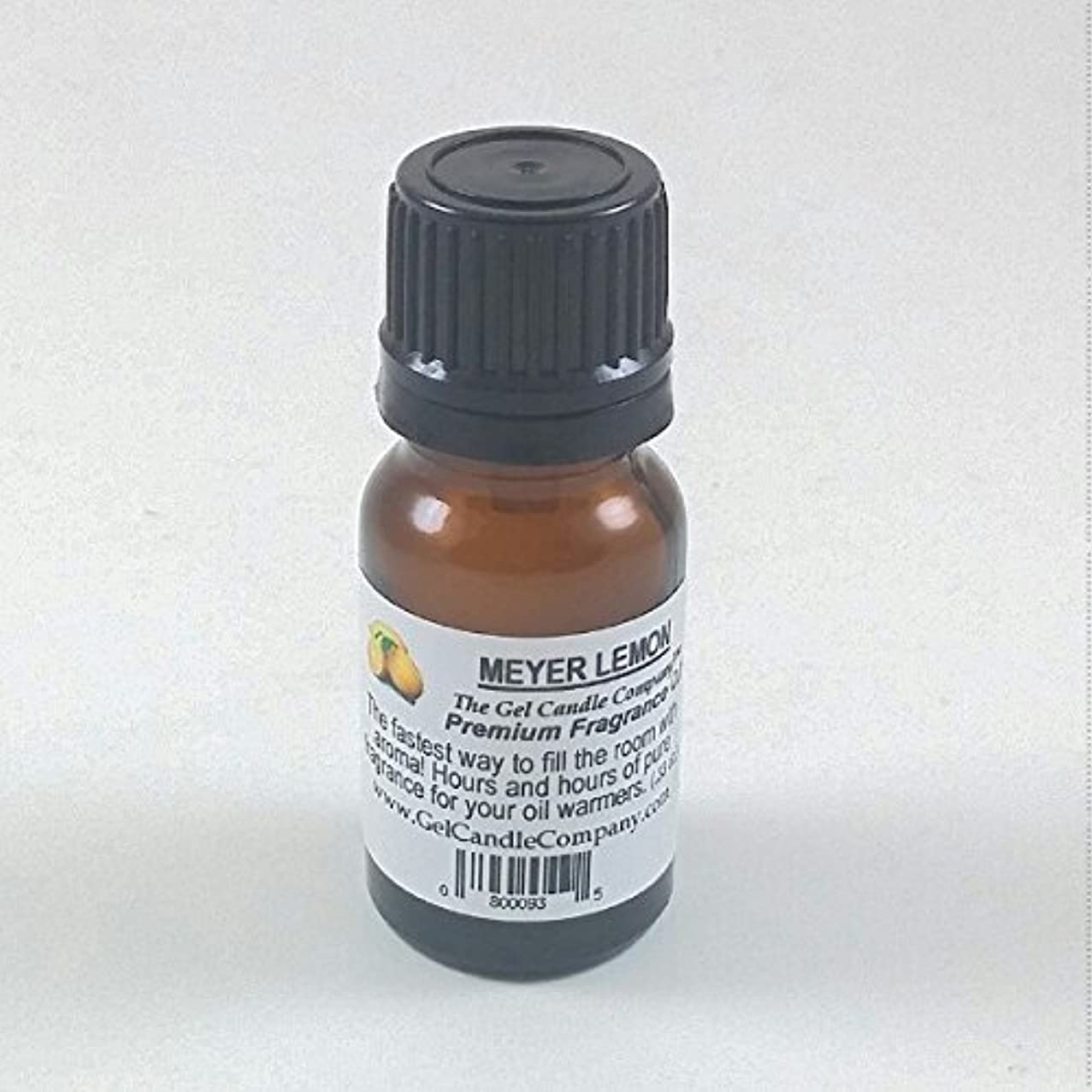 The Gel Candle Company Meyer Lemon Fragrance oil - 30 Hours for Warmers and Diffusers