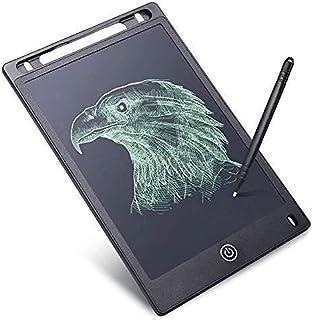 MALAVIYA Portable LCD Writing Board Slate Drawing Record Notes Digital Notepad with Pen Handwriting Pad Paperless Graphic ...