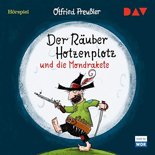 Der Räuber Hotzenplotz und die Mondrakete audiobook cover art