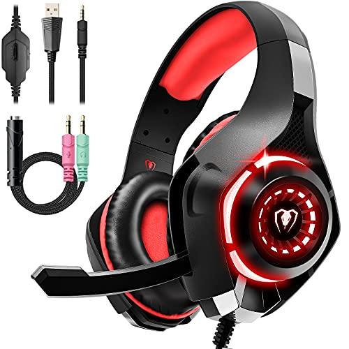 Cascos Gaming Premium Stereo con...