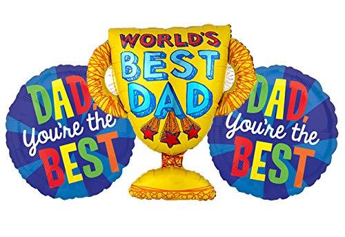 La Mejor Lista de globos dia del padre - los más vendidos. 2