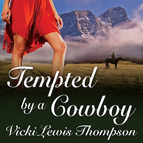 Tempted by a Cowboy cover art