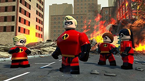 LEGO Les Indestructibles Xbox One - 2