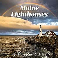 Maine Lighthouses 2020 Calendar