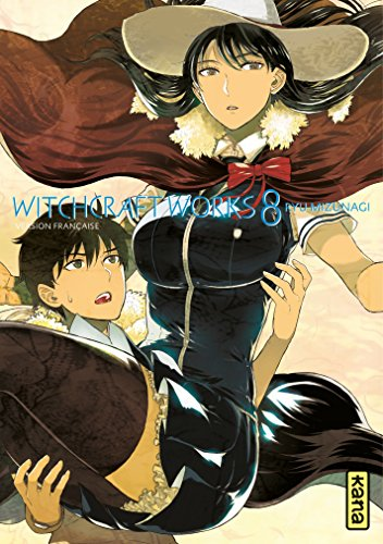 Witchcraft Works - Tome 8
