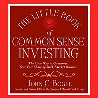 The Little Book of Common Sense Investing cover art