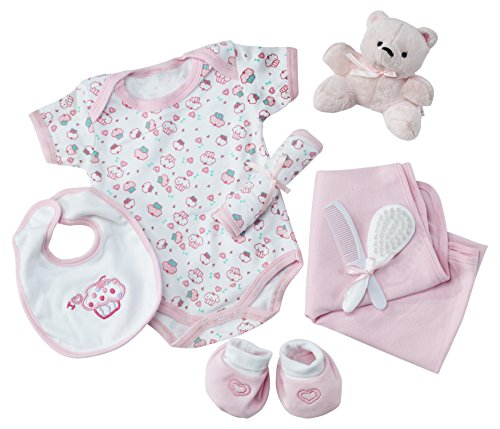 Big Oshi 9 Piece Layette...