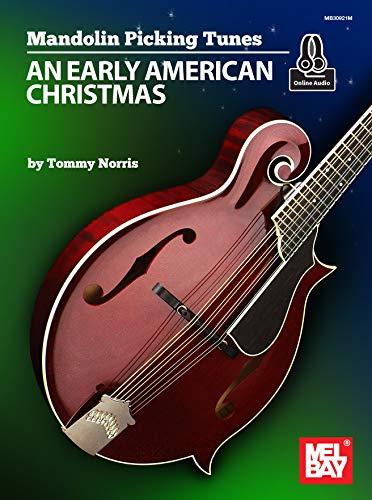 Mandolin Picking Tunes - An Early American Christmas (English Edition)