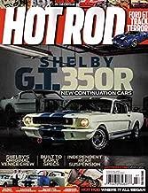 Hot Rod Magazine July 2019