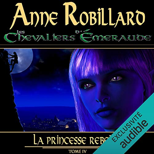 Page de couverture de Les Chevaliers d'Émeraude - Tome 4