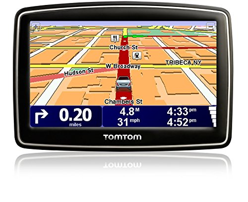 TomTom XL 340 4.3-Inch Portable GPS Navigator (Renewed)