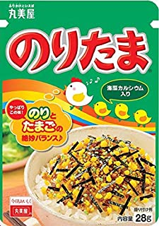 Marumiya Noritama New pack 28g X 10 bags