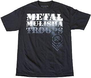 Metal Mulisha Men's Overspray Shirts