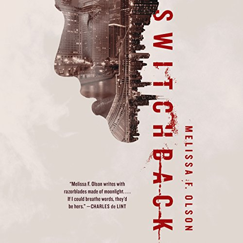 Switchback audiobook cover art