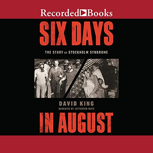 Six Days in August cover art