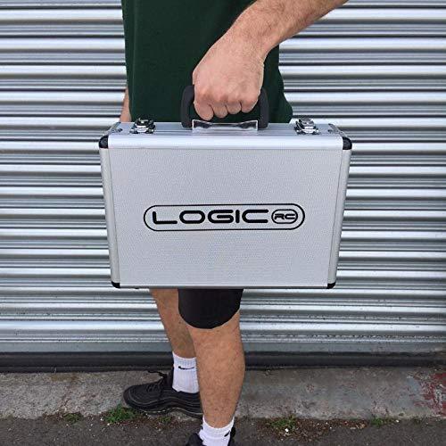 Logic RC Transmitter/Battery Case For Bait Boats, Lake Reaper, Microcat, Waverunner, Procat, Aluminium!