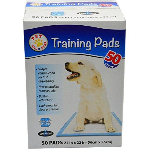 All Star Pet Training Pads