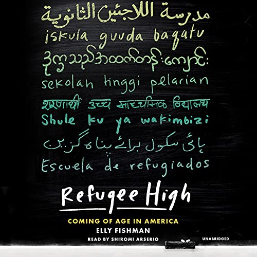 『Refugee High』のカバーアート