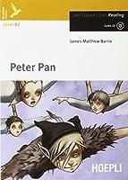 peter pan. livello 2 (a2). con cd audio. con espansione online [lingua inglese]
