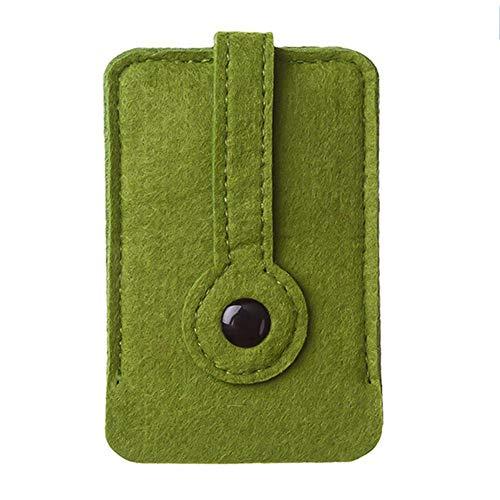 QCCOKNN Bolso llavero de mujer cartera multifunción bolso de bolsillo para llaves