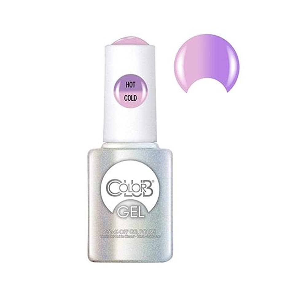 幽霊信条退屈なColor Club Gel Polish - Go with the Flow - 0.5oz / 15ml