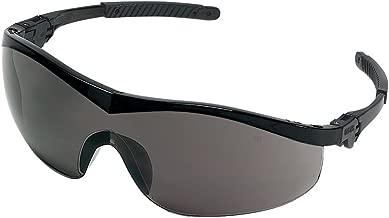 نظارة شمسية بتصميم كات اي من فاشون تي في للنساء - اطار بلون اسود، عدسات بلون رمادي