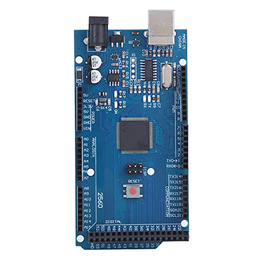 3D 3D Printer Kit, Stepper Driver Module Made of A Printed Circuit Board for Ramps 1.4 Controller 12864 LCD A4988 Driver