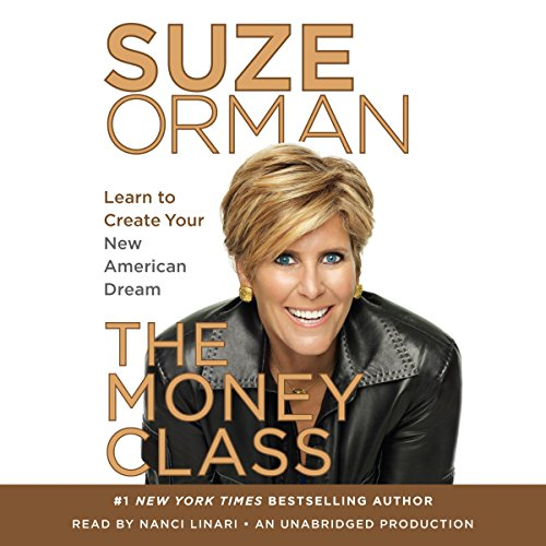 The Money Class audiobook cover art