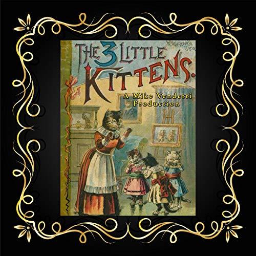 The Three Little Kittens cover art