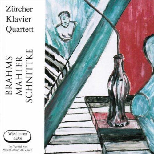 Gustav Mahler - Klavierquartett - Nicht zu schnell