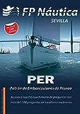 El libro del PER Patrón de Embarcaciones de Recreo de FP NÁUTICA