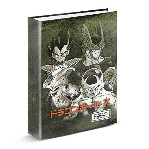 Dragon Ball Evil-Raccoglitore ad Anelli