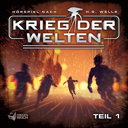 Krieg der Welten 1 Titelbild