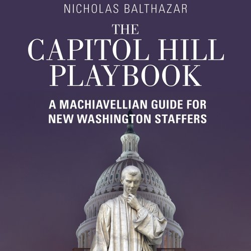 The Capitol Hill Playbook audiobook cover art