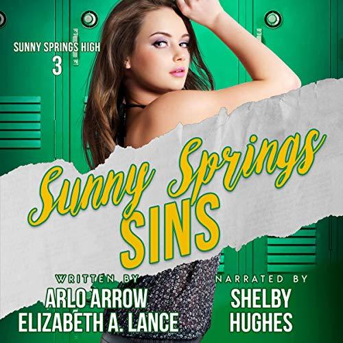 Sunny Springs Sins audiobook cover art