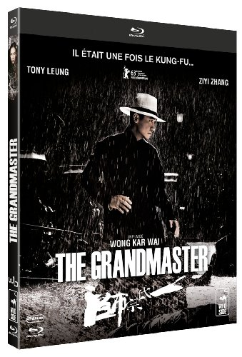 The Grandmaster [Francia] [Blu-ray]