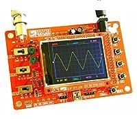 "DSO138 2.4""TFTハンドヘルドポケットサイズデジタルオシロスコープキットDIYパーツオシロスコープ用電子学習セット1Msps"