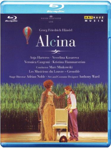 Händel: Alcina [Blu-ray]