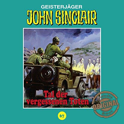 Tal der vergessenen Toten (John Sinclair - Tonstudio Braun Klassiker 67) Titelbild