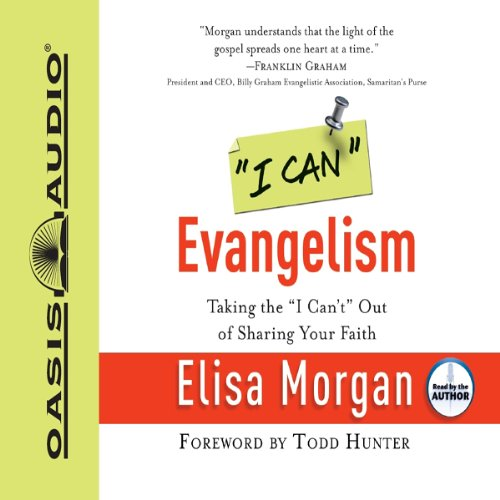 """I Can"" Evangelism audiobook cover art"