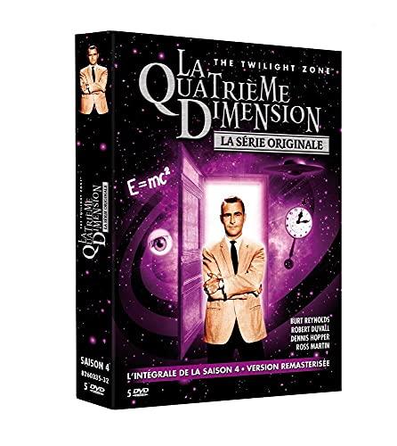 La Quatrième Dimension (La série Originale) -Saison 4 [Version remasterisée]