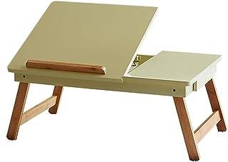 Computadora Mesa para computadora portátil plegable Escritorio para computadora portátil Bandejas de cama para servir el d...
