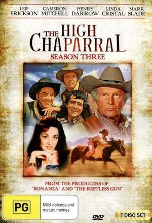 The High Chaparral - Season 3 - 7-DVD Box Set ( ) [ Australische Import ]