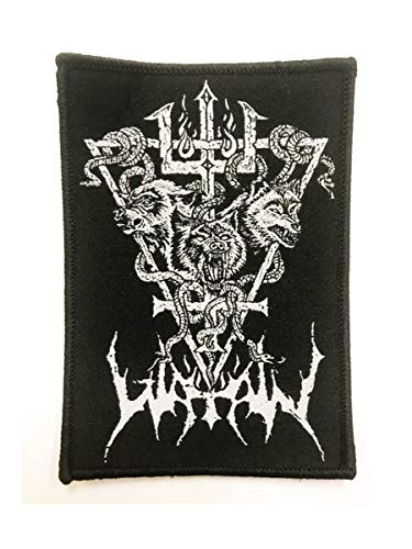 Cyclone Empire Merchandise WATAIN - Snakes And Wolves - Patch/Aufnäher
