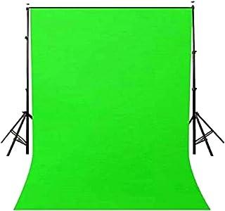 Priyam® 8 x12 FT Green LEKERA Backdrop Photo Light Studio Photography Background