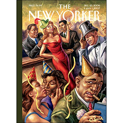 The New Yorker (Dec. 25, 2006) cover art
